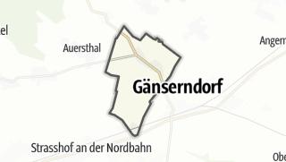 Cartina / Schönkirchen-Reyersdorf