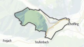 Karte / Niederwölz