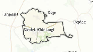 Cartina / Steinfeld (Oldenburg)