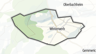 Mapa / Winterwerb