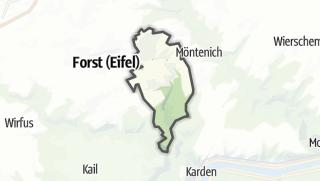 Karte / Brohl