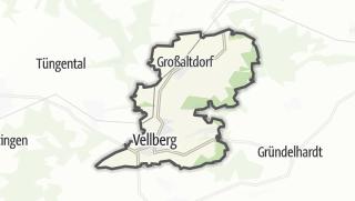 מפה / Vellberg