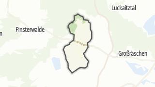 地图 / Sallgast