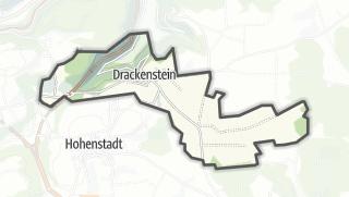 Cartina / Drackenstein