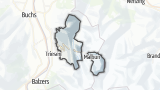 Mapa / Triesenberg
