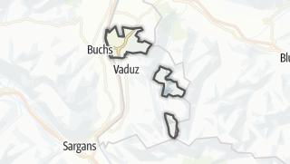 Mapa / Schaan
