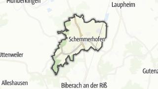 Karte / Schemmerhofen