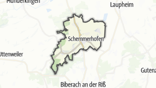 Cartina / Schemmerhofen