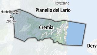 Kartta / Cremia