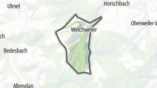 Cartina / Welchweiler