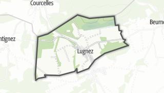 מפה / Lugnez