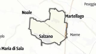Carte / Salzano