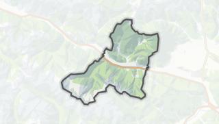 מפה / Mautern in Steiermark