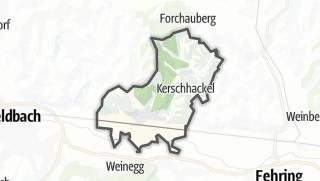 מפה / Lödersdorf