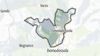 מפה / Crevoladossola