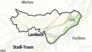 מפה / Edt bei Lambach