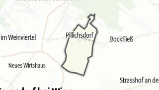 Cartina / Pillichsdorf