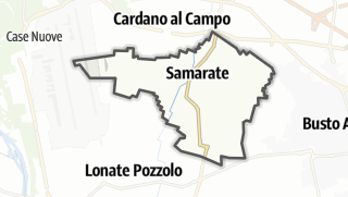 Mapa / Samarate