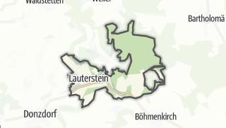 Cartina / Lauterstein