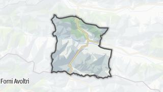 מפה / Kötschach-Mauthen