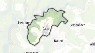 Cartina / Caan