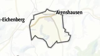 Map / Hohengandern