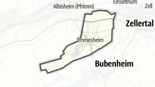 Cartina / Immesheim