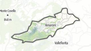 Mapa / Amaroni