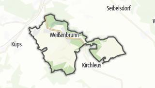 Mapa / Weißenbrunn