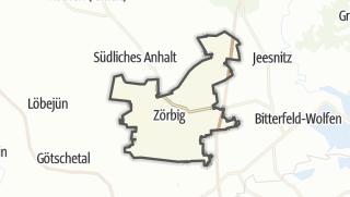 Carte / Zörbig