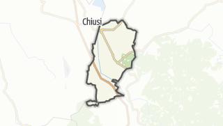 Carte / Città della Pieve