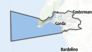 Kartta / Garda