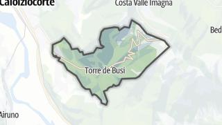地图 / Torre de' Busi