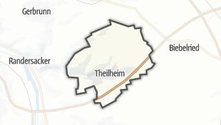 Mapa / Theilheim