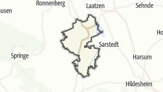 Karte / Pattensen