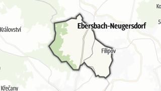 מפה / Jiříkov