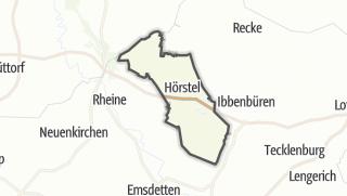 מפה / Hörstel
