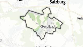 Mapa / Oberroßbach