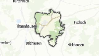 Cartina / Ziemetshausen