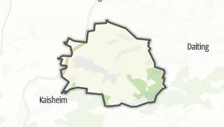 Cartina / Buchdorf
