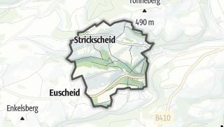 Karte / Strickscheid