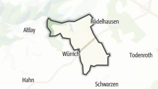 Karte / Belg