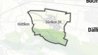 Cartina / Dänikon