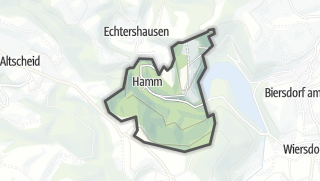 Karte / Hamm