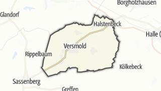 מפה / Versmold