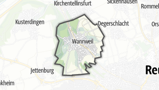 Map / Wannweil