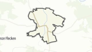 Cartina / Lüchow (Wendland)