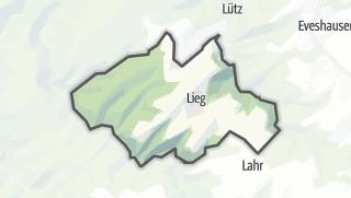 Karte / Lieg