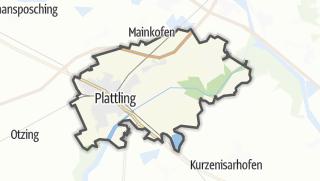 地图 / Plattling