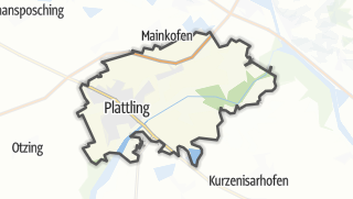 Carte / Plattling